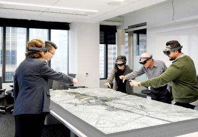 VR в архитектурата и строителство